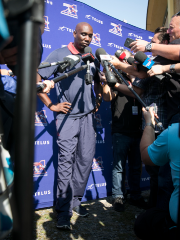 Kavis Reed s'est adressé aux médiasavant de diriger... (Photo François Roy, La Presse) - image 1.0