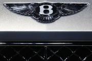 L'écusson qui orne le capot de la Bentley... (REUTERS) - image 1.0