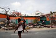 Ce quartier de Saint-Martin est passablement amoché.... (REUTERS) - image 3.0