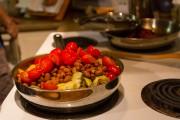 Parfois, le simple fait d'essayer de nouvelles recettes... (Photo Olivier Jean, La Presse) - image 3.0