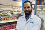 Simon Campagna, pharmacien propriétaire affilié à Brunet à... (archives La Voix de l'Est) - image 1.0