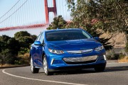La Chevrolet Volt... (Photo fournie par General Motors) - image 4.0