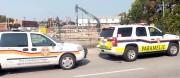 L'accident s'est produit vers 10h, à l'intersection de... (Etienne Ranger, Le Droit) - image 3.0