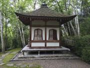 Un pavillon japonais invitant à la méditation... (Le Soleil, Normand Provencher) - image 3.0