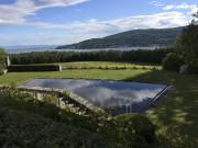 Une piscine avec vue sur le Saint-Laurent... (Le Soleil, Normand Provencher) - image 6.0
