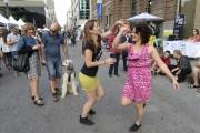 La musique aura donné le goût de danser... (Le Soleil, Jean-Marie Villeneuve) - image 3.0