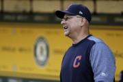 Le gérant des Indians de Cleveland, Terry Francona... (AP) - image 5.0