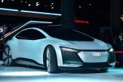 La voiture autonome expérimentale Audi Aicon. Photo: AFP... - image 3.0