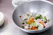 Un plat préparé avec des champignons sauvages... (Photo Marco Campanozzi, La Presse) - image 3.0