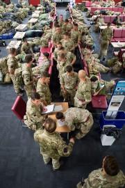 Plus de 1300 militaires britanniques ont depuis été... (AFP) - image 3.0
