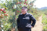 Le leader nord-coréenKim Jong-un... (PHOTO ARCHIVES REUTERS/AGENCE KCNA) - image 1.0