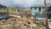 La ville de Roseau,capitale de la Dominique, a... (AFP) - image 2.0