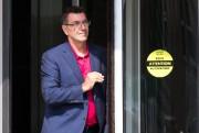 L'ingénieurDany Moreau a été arrêté mardi par l'Unité... (Photo Patrick Sanfaçon, Archives La Presse) - image 1.0