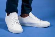 Le sneaker est de plus en plus présent... (PHOTO HUGO-SÉBASTIEN AUBERT, LA PRESSE) - image 3.0