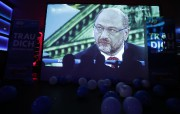 Martin Schulz, chef duparti social-démocrate, avait la mine... (REUTERS) - image 3.0