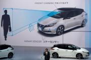 Le premier vice-président de Nissan, Hideyuki Sakamoto, a... - image 1.0