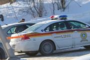 Lepolicier Éric Deslauriers a fait feu à deux... (Photo Patrick Sanfaçon, archives La Presse) - image 1.1