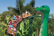 La montagne russe Coastersaurus... (Photo tirée du site de Legoland) - image 3.0