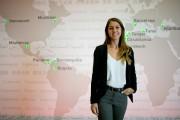 Frédérique Dussault étudie en courtage immobilier.... (Photo David Boily, La Presse) - image 2.0