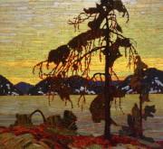 The Jack Pine(1916-1917), du peintre canadien Tom Thomson... (Photo Musée des beaux-arts du Canada, image tirée de Wikimedia Commons) - image 4.0