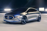 Mercedes-Benz EQA. Photo: Mercedes... - image 10.0