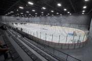 La glace d'entraînement de la Place Bell. Photo:... - image 2.0