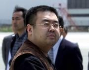Kim Jong Nam en 2001.... (AP) - image 2.0