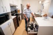 Robert Marien compte demeurer plusieurs années dans l'appartement... (PHOTO HUGO-SÉBASTIEN AUBERT, LA PRESSE) - image 4.0