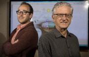 Les chercheurs dede l'Université McMaster,Ben Pearce et Ralph... (PC) - image 2.0
