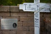 Tiffany Morrison, 24 ans, est sortie avec des... (Photo Olivier PontBriand, La Presse) - image 1.0
