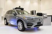Une voiture autonome Uber. Photo: AFP... - image 1.0