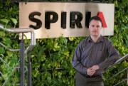 Stéphane Rouleau, président et cofondateur de SPIRIA.... (Photo François Roy, La Presse) - image 1.0