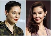 Rose McGowan et Ashley Judd ont publiquement accusé... (AP) - image 4.0