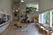 Situé en banlieue d'Helsinki, le studio d'Alvar Aalto,... (Photo Muriel Françoise, collaboration spéciale.) - image 2.0