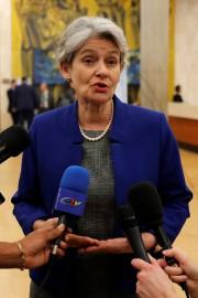 Irina Bokova... (REUTERS) - image 2.0