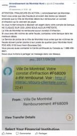 La Ville de Montréal a récemment envoyé unavertissement... (Image tirée de Facebook) - image 1.0