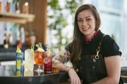 Kaitlyn Stewart, bartender de Vancouver, a remporté le... (Photo fournie par Diageo) - image 3.0