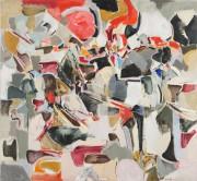 Sans titre, 1951, Joan Mitchell, huile sur toile,... (Photo Bill Orcutt,fournie par le MNBAQ) - image 2.0