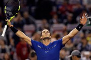 Rafael Nadal tentera dimanche de remporter son septième... (PHOTO ANDY WONG, ASSOCIATED PRESS) - image 1.0
