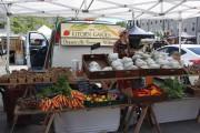 Niché en plein centre-ville, le marché fermier de... (Photo Sylvie St-Jacques, collaboration spéciale) - image 3.0