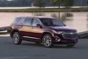 Le Chevrolet Traverse... (Photo fournie par General Motors) - image 2.0