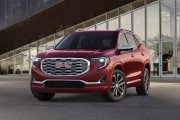 Le GMC Terrain... (Photo fournie par General Motors) - image 4.0