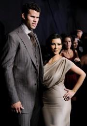 Kim et Kris Humphries, qui est aussi un... (Photo archives AP) - image 3.0