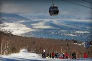 Le Massif, dans la région de Charlevoix... (Photo Bernard Brault, Archives La Presse) - image 4.0