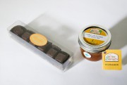 Chocolats et confiture à base de chicoutai... (Photo Marco Campanozzi, La Presse) - image 3.0