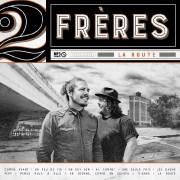 L'une des pochettes du prochain disque des 2Frères... (Photo fournie par MP3 Musique) - image 2.0