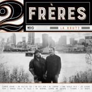 L'une des pochettes du prochain disque des 2Frères... (Photo fournie par MP3 Musique) - image 2.1