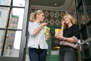 Mandy et Rebecca Wolfe du restaurant Mandy's dans... (Photo François Roy, La Presse) - image 3.0