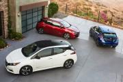 La Leaf de Nissan... (Photo fournie par Nissan) - image 5.0