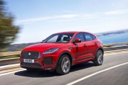 La Jaguar E-Pace... (Photo fournie par Jaguar) - image 4.0